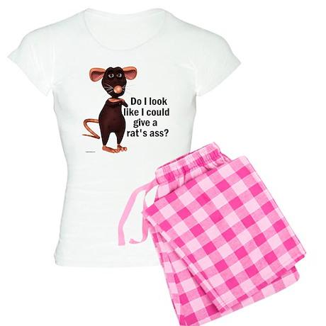 Rat's Ass Women's Light Pajamas