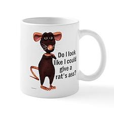 Rat's Ass Small Mug