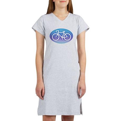 CYCLING LOGO Women's Nightshirt