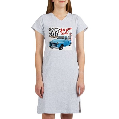 Get Your Kicks! Women's Nightshirt