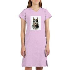 Australian Cattle Dog 9F061D-03 Women's Nightshirt