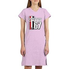 Musclecars 1967 Women's Nightshirt