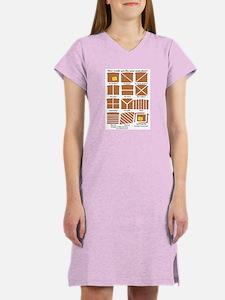 Heraldic Toast Women's Nightshirt