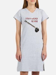 Sitar Women's Nightshirt