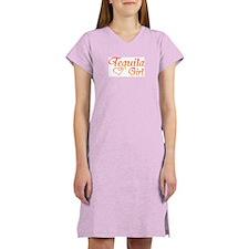 TEQUILA GIRL Women's Nightshirt