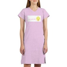 One Tough Chick Women's Nightshirt