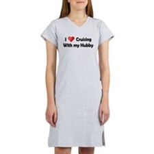 Cruising with my Hubby Women's Nightshirt
