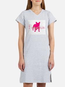 Frenchie Craze Women's Nightshirt