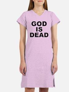 GOD IS DEAD Women's Nightshirt