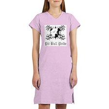 Pit Bull Pride Women's Nightshirt