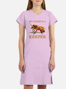 My Honey's a Keeper Women's Nightshirt