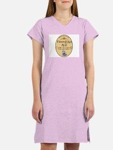 Hematuria Ale Women's Nightshirt