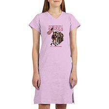 Defending America Women's Nightshirt