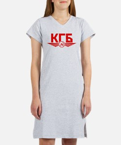 KGB Women's Nightshirt