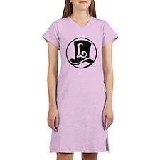 Professor Layton (Black) Women's Nightshirt