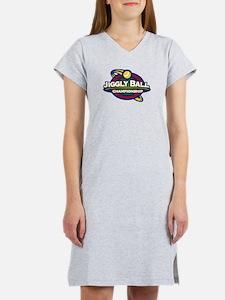 Jiggly Ball Women's Nightshirt