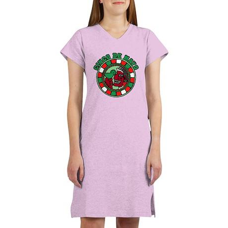 Cinco de Mayo Women's Nightshirt