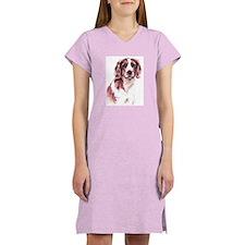 Welsh Springer Spaniel Women's Nightshirt