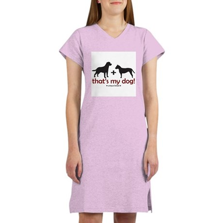 Lab/Pit Women's Nightshirt