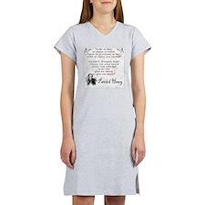 Liberty or Death Women's Nightshirt