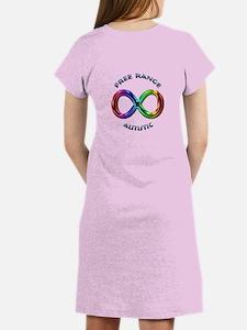 Free Range Autistic Women's Nightshirt