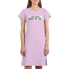 BODY BY ME Women's Pink Nightshirt