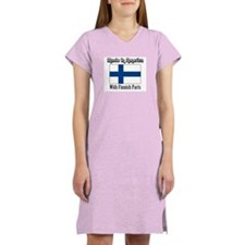 Finnish Parts Women's Nightshirt