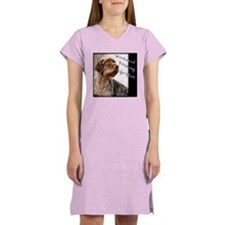 Wirehaired Pointing Griffon Women's Nightshirt