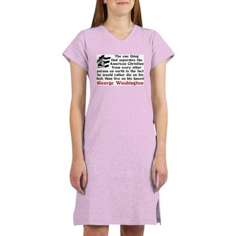 The American Christian Women's Nightshirt