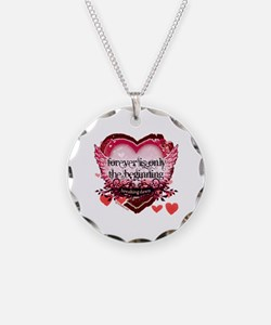 Breaking Dawn Forever by Twibaby Necklace