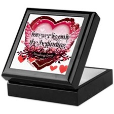 Breaking Dawn Forever by Twibaby Keepsake Box