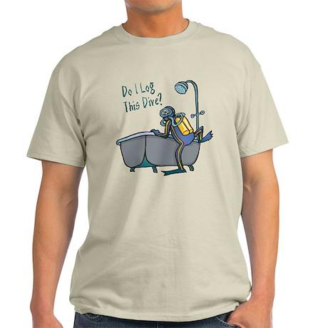 log this dive TRANS T-Shirt