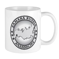 Samara Russia LDS Mission Mug
