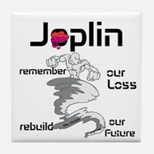Joplin remember Tile Coaster