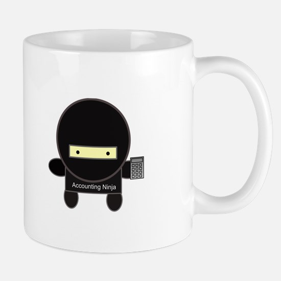 Accounting Ninja Mug