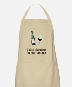 Look Good For My Vintage Apron