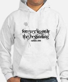 Forever is Only the Beginning by Twibaby Hoodie