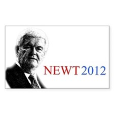 Newt Gingrich 2012 Decal