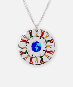 Children Around the World Necklace