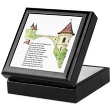 Bridge of Love Keepsake Box