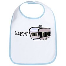 Happy Camper Bib