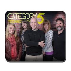 Category5.TV Season 5 Team Mousepad