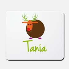 Tania the Reindeer Mousepad