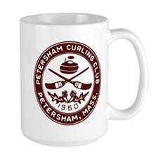 pcc_seal_maroon_and_white Mugs