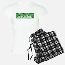 Bitterness Degree Pajamas