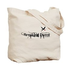 Breaking Dawn Captures my Heart by Twibaby Tote Ba