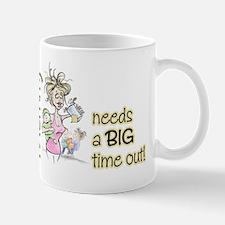 BIG TIME OUT Mug