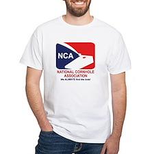 National Cornhole Shirt - Front only, Shirt