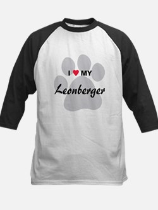 I Love My Leonberger Tee
