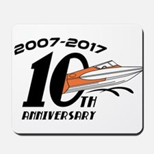 CGOAMN 10th Anniversary Simple Mousepad